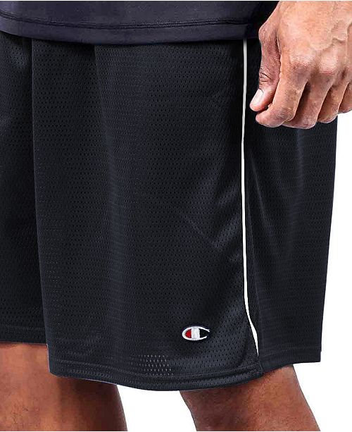 Champion Men's Big & Tall Mesh Shorts
