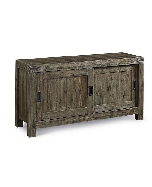 """Furniture Canyon Media 56"""" TV Stand, Created for Macy's"""