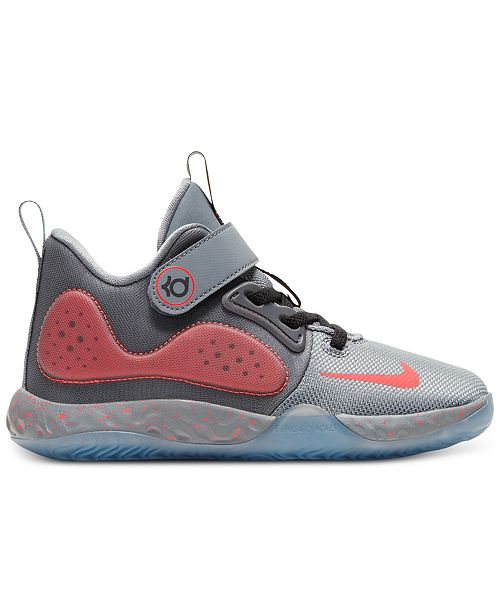 Nike Little Boys KD Trey 5 VII Basketball Sneakers from Finish Line