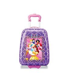 Disney by Kids' Princess Hardside Carry-On