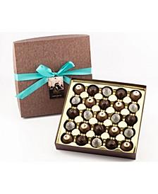 25 Piece Coffee Lovers Truffle Box