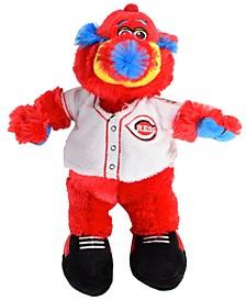 """Cincinnati Reds 8"""" Plush Mascot"""