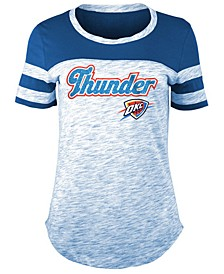 Women's Oklahoma City Thunder Space Dye T-Shirt