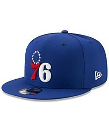 Philadelphia 76ers Basic 9FIFTY Snapback Cap