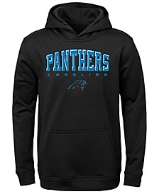 Big Boys Carolina Panthers Fleece Hoodie