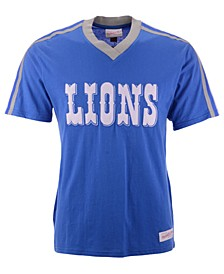 Men's Detroit Lions Overtime Win V-Neck T-Shirt