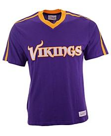 Men's Minnesota Vikings Overtime Win V-Neck T-Shirt