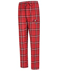Men's Tampa Bay Buccaneers Hillstone Flannel Pants