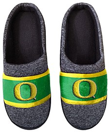 Oregon Ducks Poly Knit Slippers
