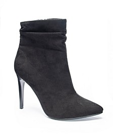 Sizzle Dress Booties