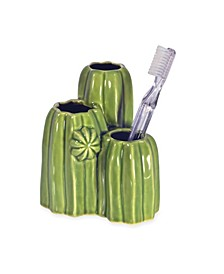 Cactus Toothbrush Holder