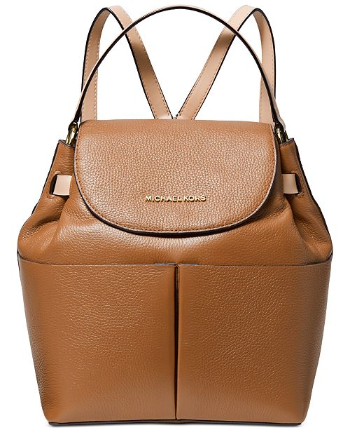 Michael Kors Bedford Large Convertible Backpack