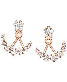 Penelope Cruz Moonsun Crystal Cluster Earring Jackets
