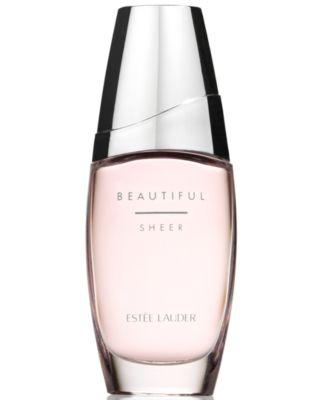 Amazon.com : Beautiful By Estee Lauder For Women. Eau De Parfum ...