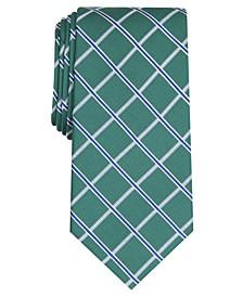 Men's Grid Tie, Created for Macy's