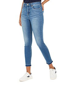 High-Rise Ankle Skinny Jeans, Created For Macy's