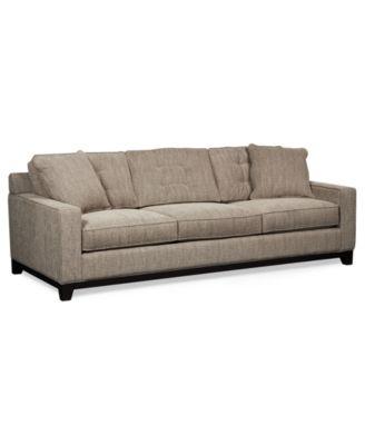clarke fabric queen sleeper sofa bed created for macyu0027s
