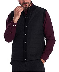 Men's Slim-Fit Blair Knit Gilet Vest