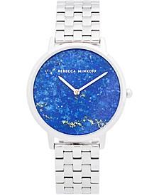 Women's Major Stainless Steel Bracelet Watch 35mm