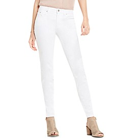 Petite Cotton Skinny Jeans