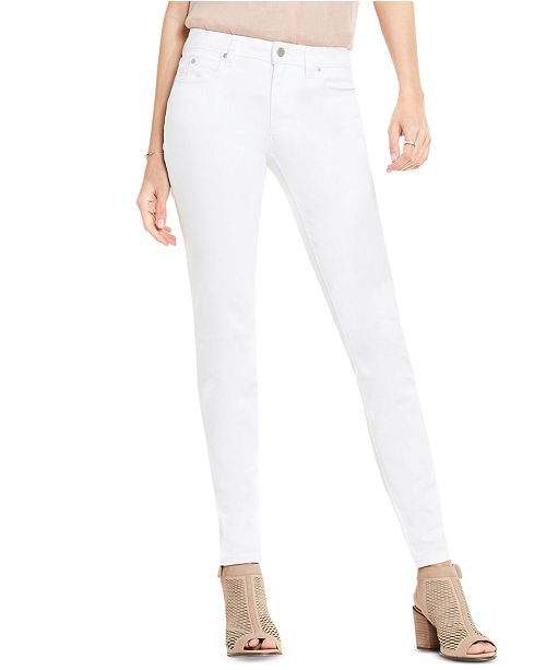 Vince Camuto Petite Cotton Skinny Jeans