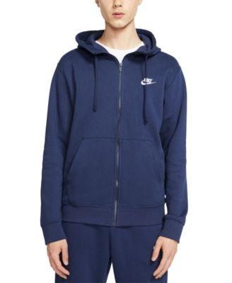 나이키 맨 플리스 후디 Nike Mens Club Fleece Full-Zip Hoodie