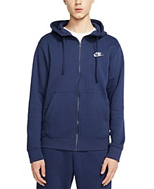 Men's Club Fleece Full-Zip Hoodie