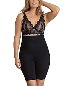 Women's Undetectable Edge Strapless Mid-Thigh Body Shaper 012951