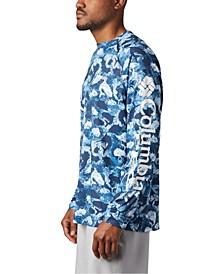 Men's PFG Super Terminal Tackle Long Sleeve Shirt