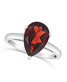 Garnet (3-1/3 ct. t.w.) Ring in Sterling Silver