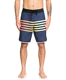 "Men's Grassroots Stripe 20"" Board Shorts"