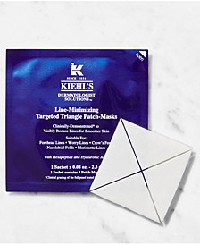 Line-Minimizing Targeted Triangle Patch-Masks, 6 Sachets