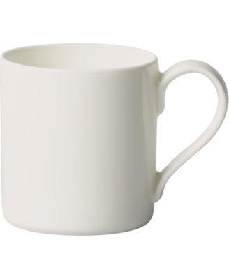 Metro Chic Blanc Coffee Cup