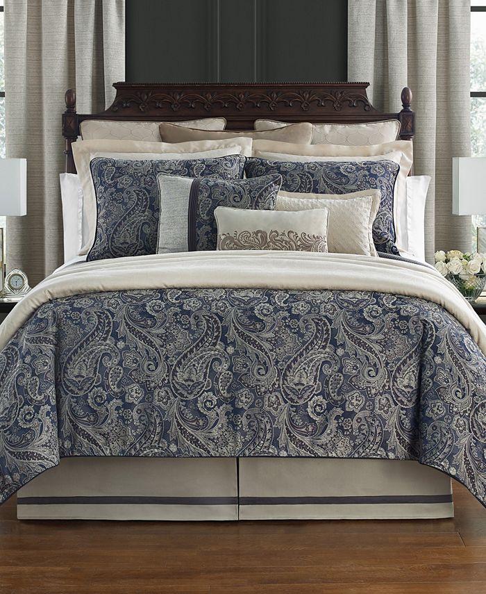 Waterford - Danehill Cal. King 4PC. Comforter Set