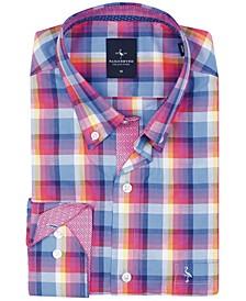 Big Boys Bright Multi Button-Down Shirt