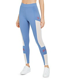 XTG Colorblocked High-Waist Leggings