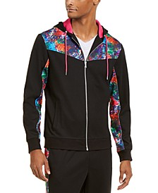 INC Men's Spotlight Track Jacket, Created for Macy's