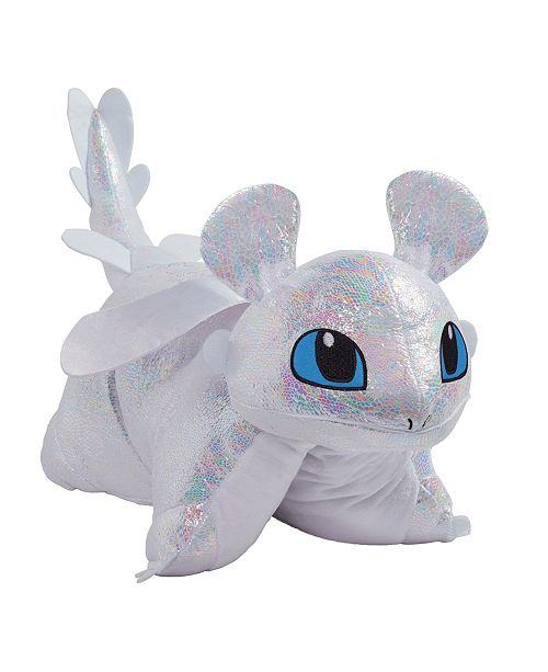 Pillow Pets Nbcuniversal Light Fury Stuffed Animal Plush Toy