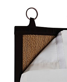 Home Fashions Sulatg Thermal Ler for Bamboo Grommet Top Panels