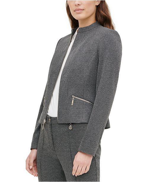 Tommy Hilfiger Zip-Front Jacket