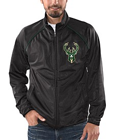 Men's Milwaukee Bucks Night Lights Track Jacket