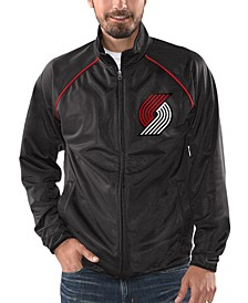 Men's Portland Trail Blazers Night Lights Track Jacket