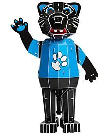 """Carolina Panthers 12"""" Mascot Puzzle"""