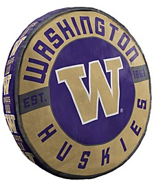 Washington Huskies 15inch Cloud Pillow