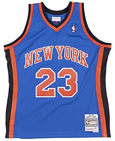 Men's Marcus Camby New York Knicks Hardwood Classic Swingman Jersey