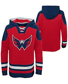 Big Boys Washington Capitals Ageless Hoodie