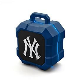 Prime Brands New York Yankees Shockbox LED Speaker