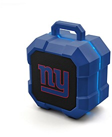 Prime Brands New York Giants Shockbox LED Speaker