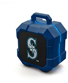 Prime Brands Seattle Mariners Shockbox LED Speaker