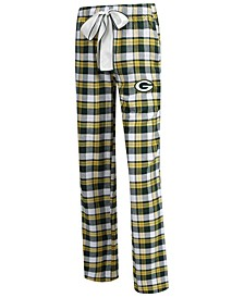 Women's Green Bay Packers Piedmont Flannel Pajama Pants